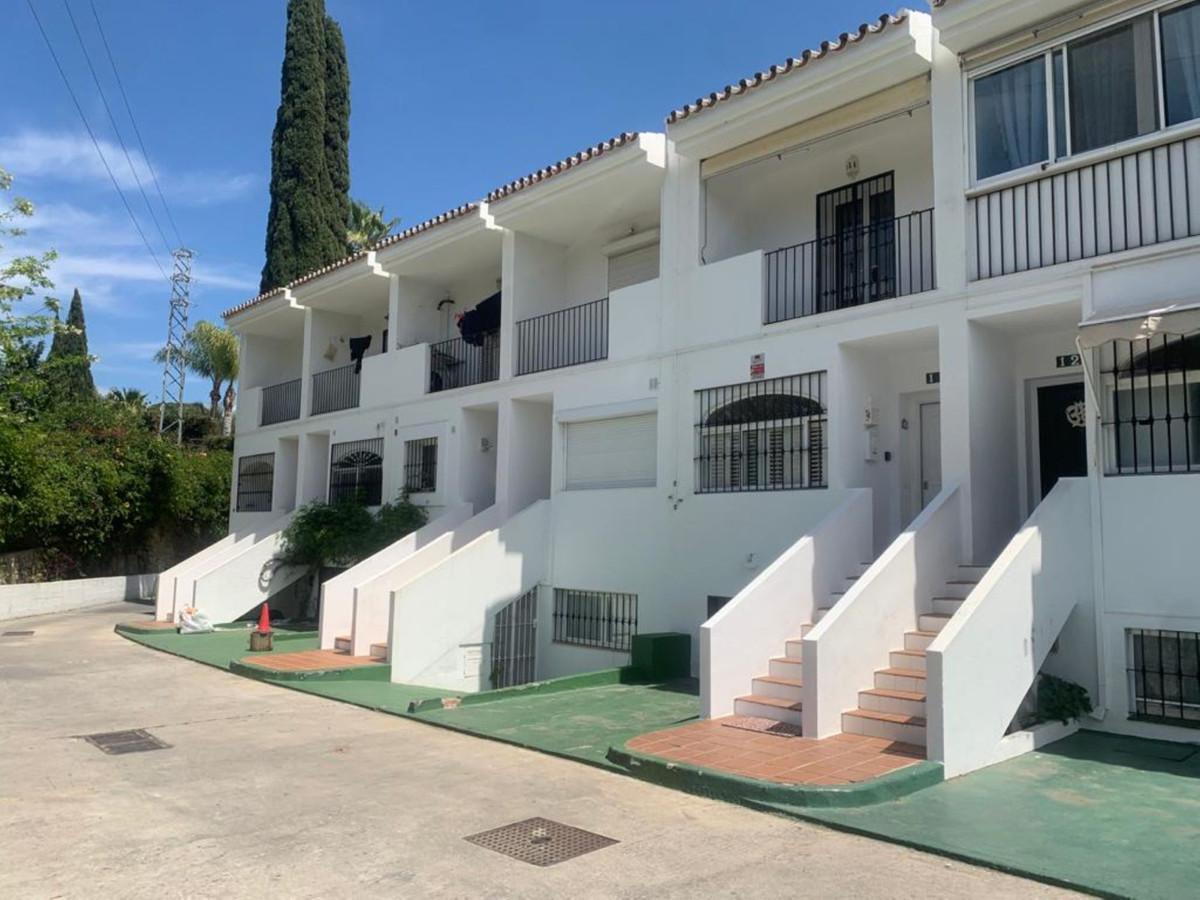 Townhouse Terraced Puerto Banús Málaga Costa del Sol R2156864
