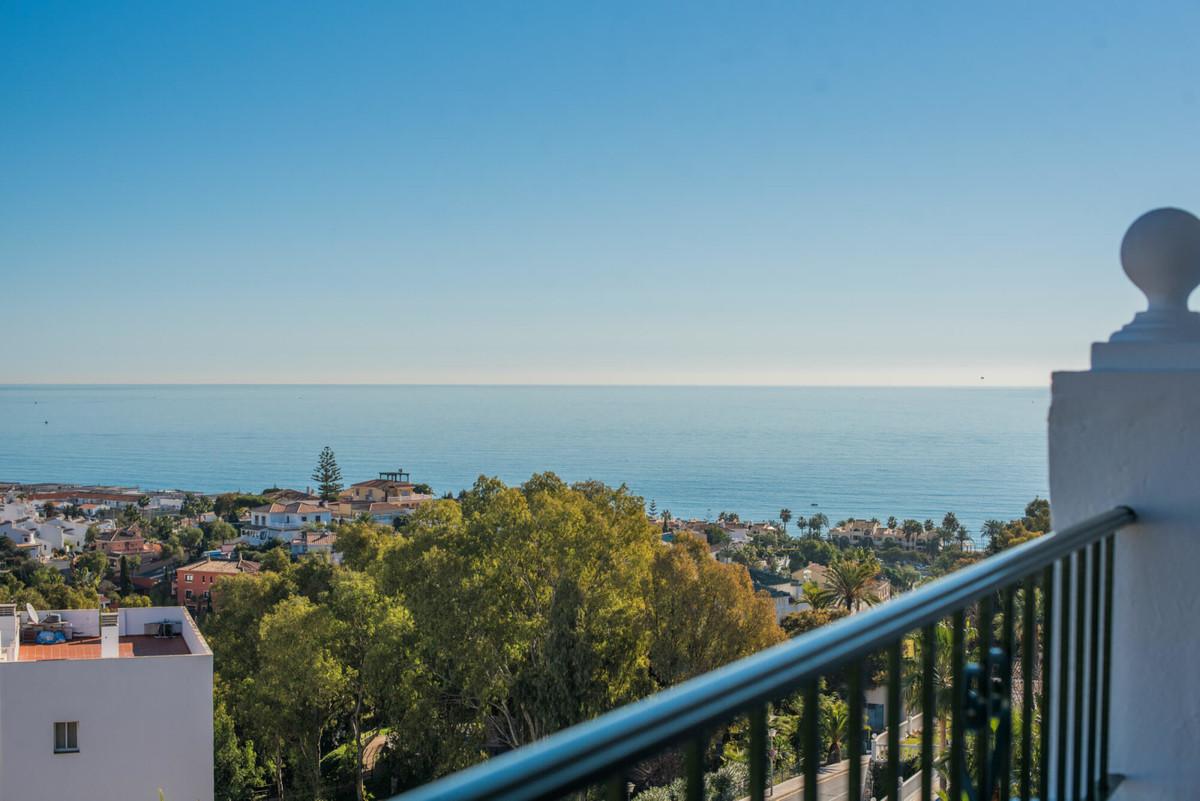 Rancho C / Miraflores, Miraflores Golf. 2 bedroom 2 bathroom seaview apartment, 7 minutes walk to thSpain