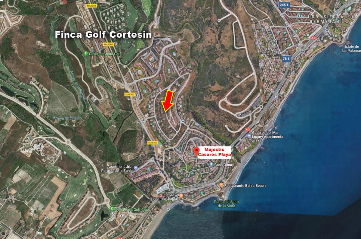 Działka mieszkaniowa w Casares Playa R3096637