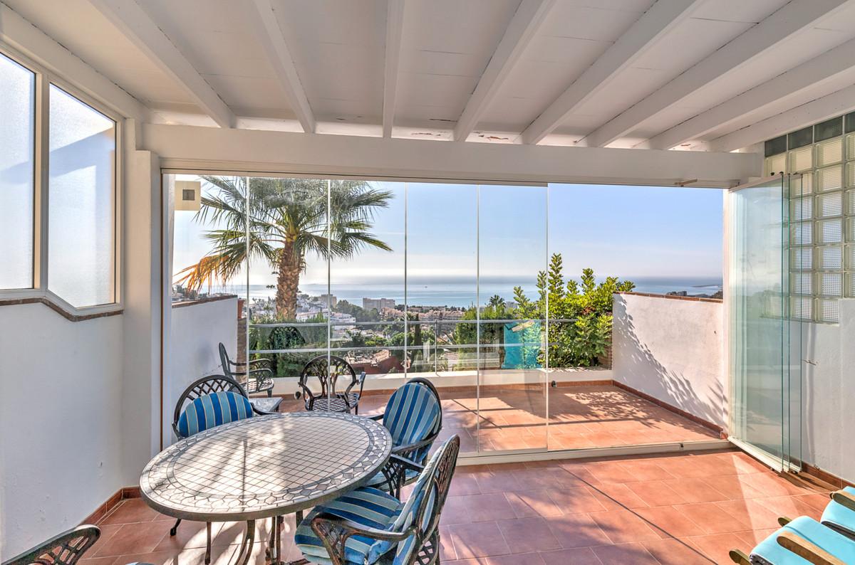 Townhouse, Torreblanca, Costa del Sol. 3 Bedrooms, 3 Bathrooms, Built 107 m², Terrace 27 m², Garden/,Spain