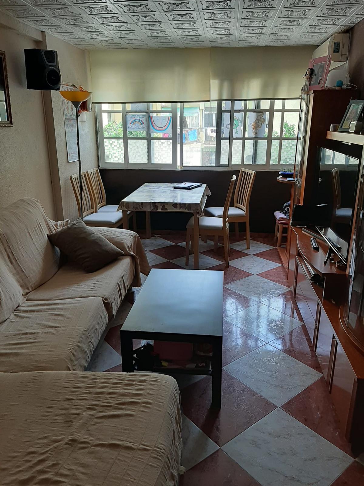 Appartement Rez-de-chaussée à Málaga, Costa del Sol