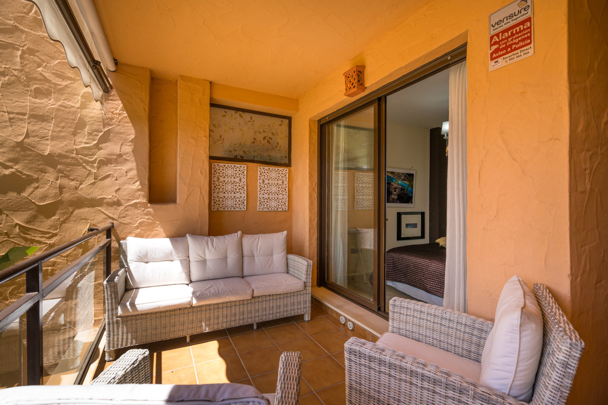 Ground Floor Apartment in La Cala de Mijas