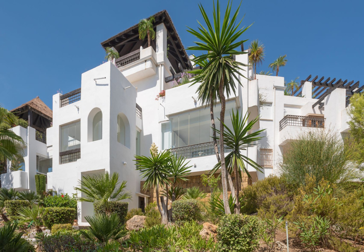 Appartement, Mi-étage  en vente    à Marbella