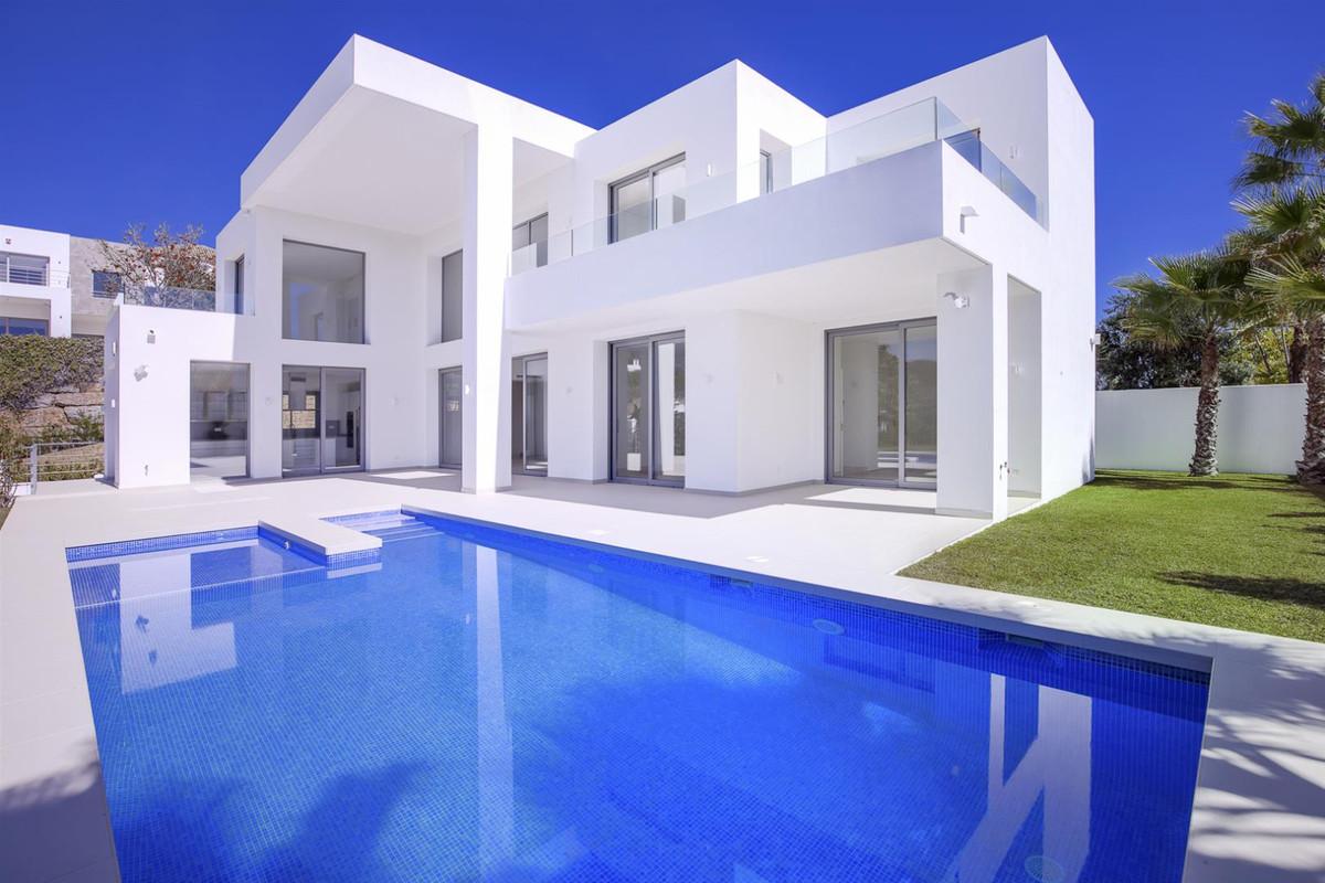 Villa - Chalet en venta en Benahavís R3826423