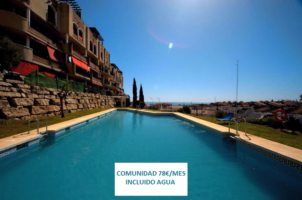 Mijas-Costa, Riviera del Sol. Luxurious apartment in this famous complex, close to golf and two minu,Spain