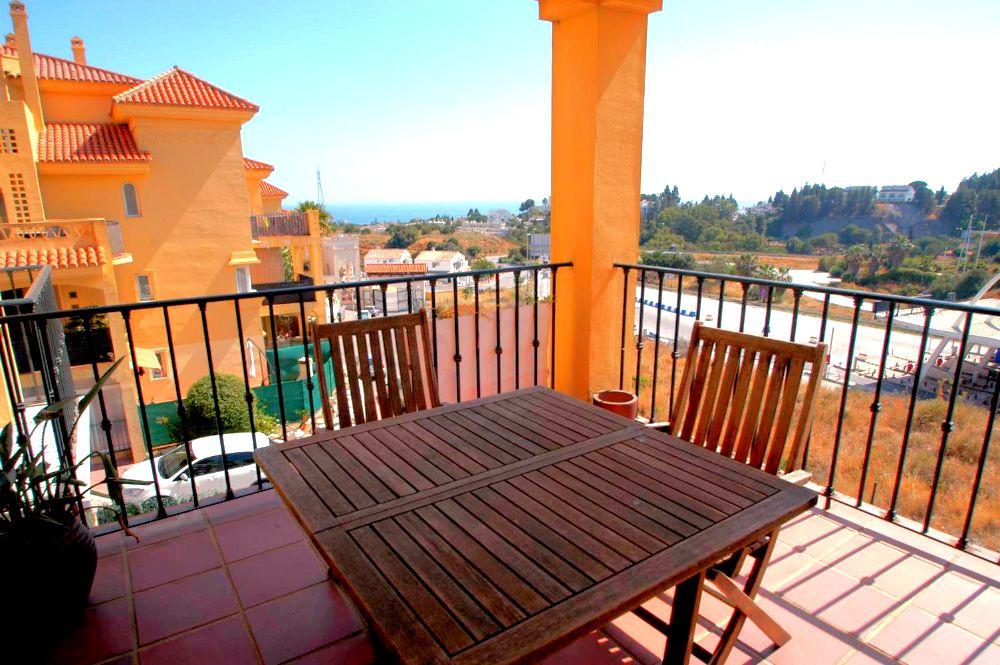 Riviera del Sol, Atalayas Riviera Urbanization. Magnificent apartment next to golf course, direct ac,Spain