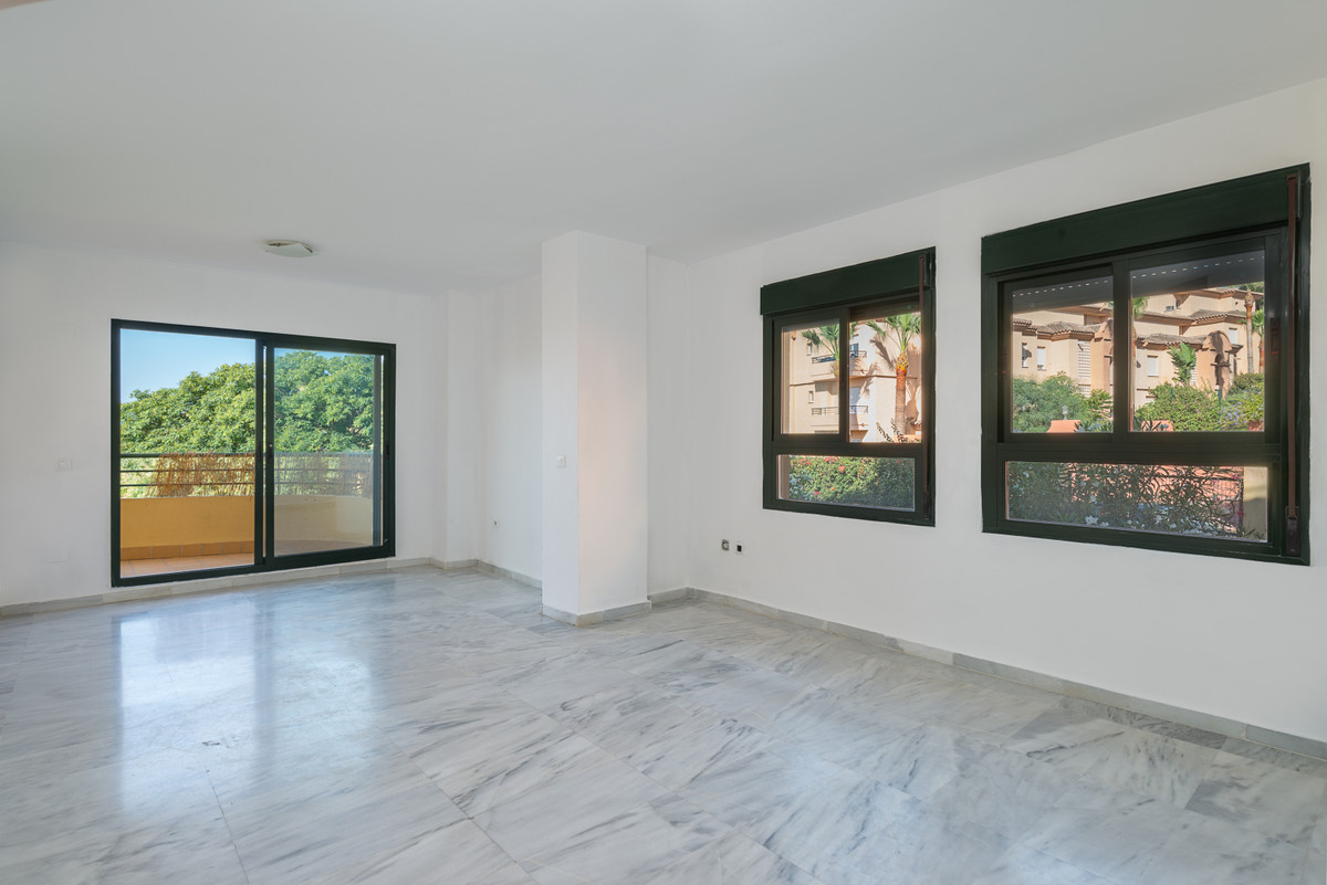 Great apartment is located in a gated community with green areas and communal pool in Las Cumbres, i,Spain