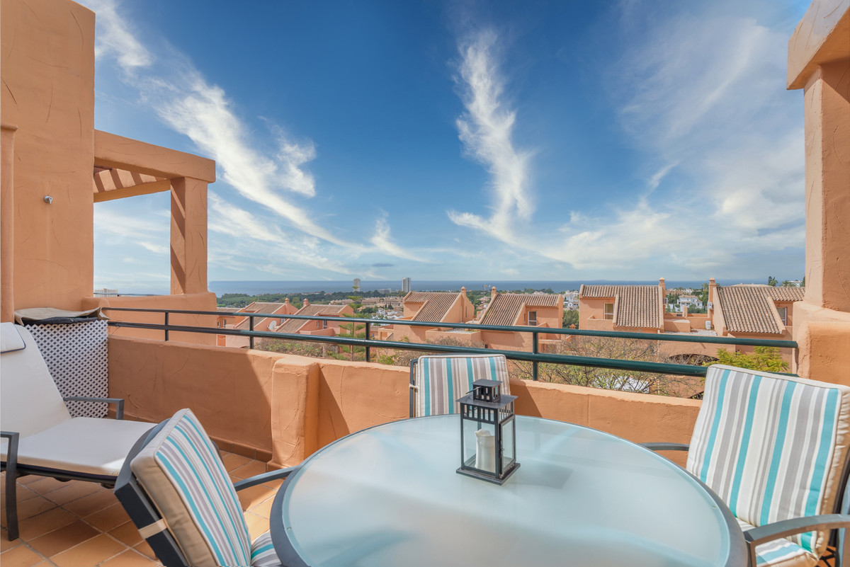 Cozy one bedroom apartment, located next to the Santa Maria Golf Club in Elviria-Marbella. Oriented ,Spain