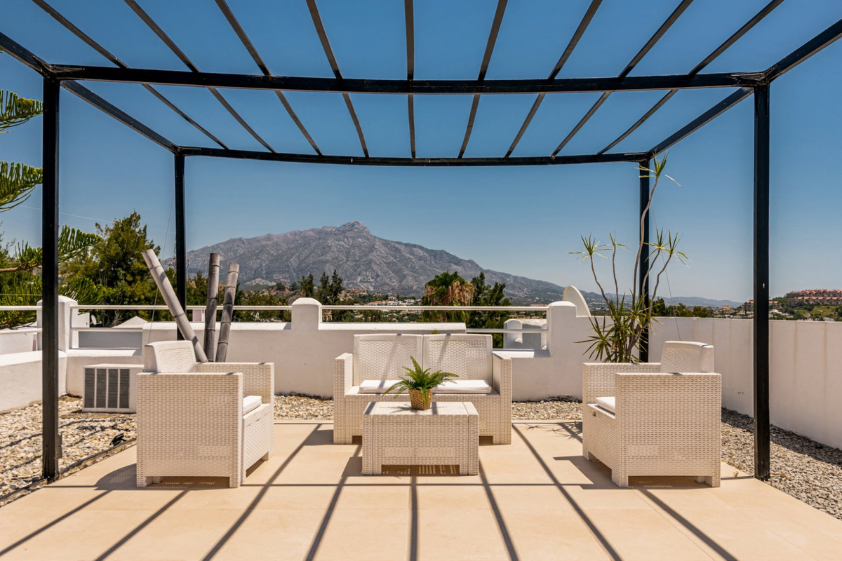 Modern, recently reformed penthouse with stunning panoramic views in a great urbanisation  Spectacul,Spain