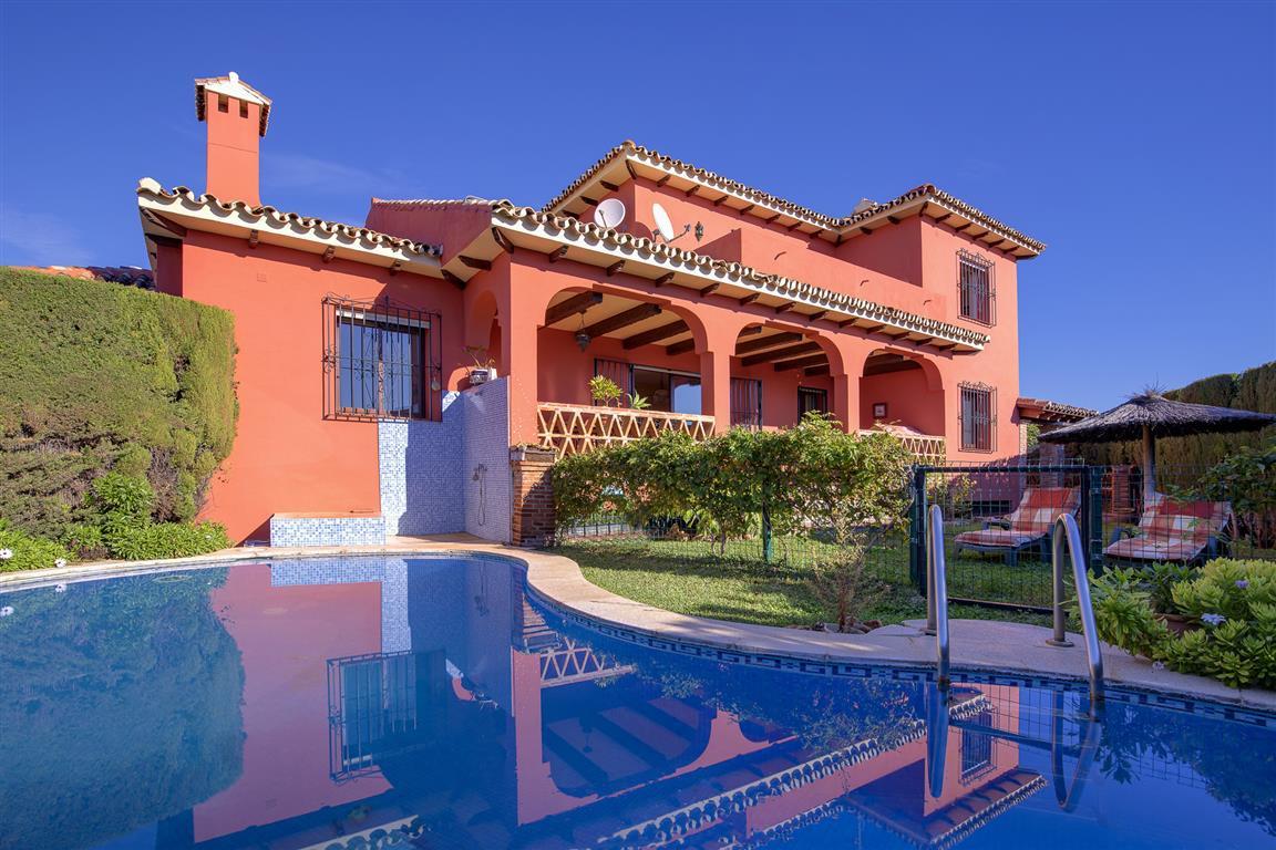 Fristående villa i Marbella R3313846