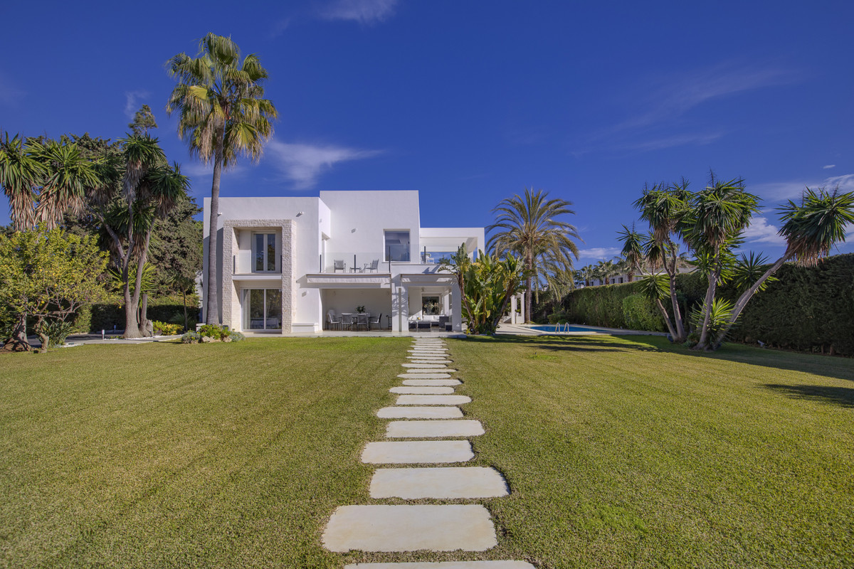 Warmth and functionality blend beautifully in this partially remodeled beachside villa in one of the,Spain