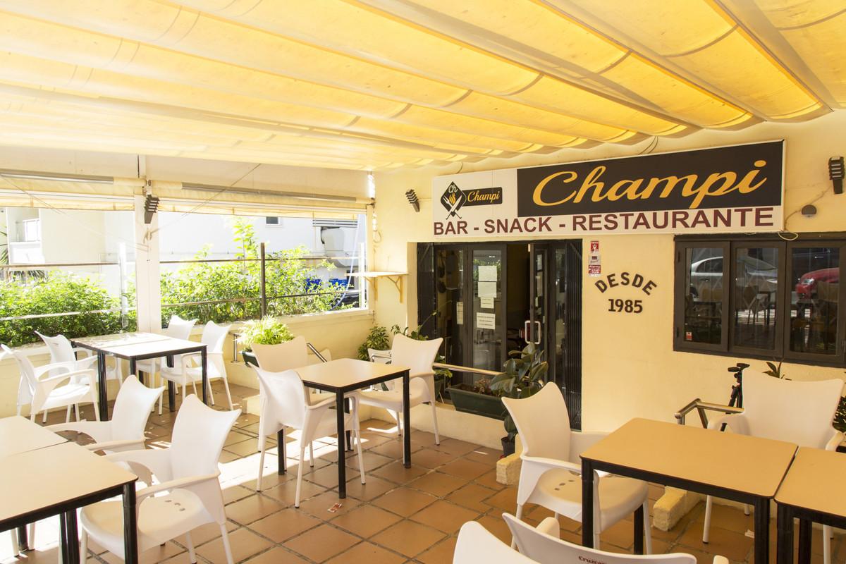 Bar Till salu i Torremolinos R3471922