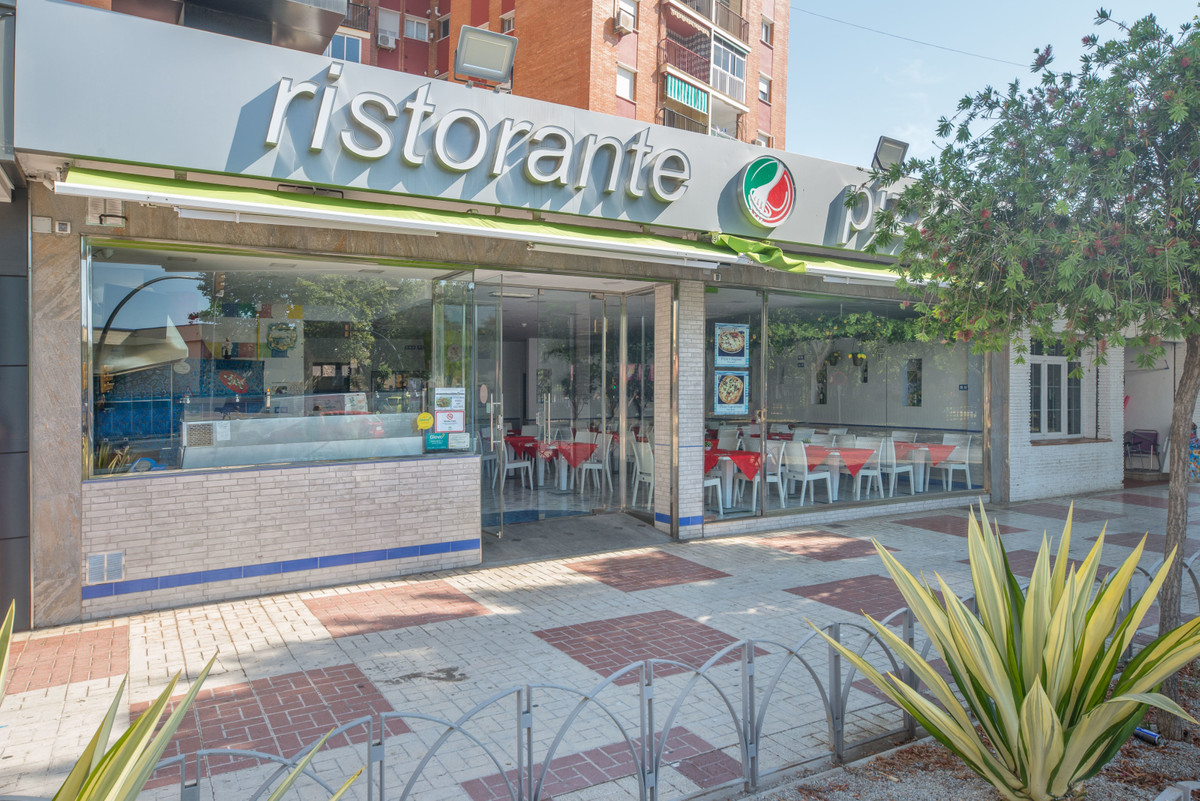 Comercial Restaurante 1 Dormitorio(s) en Venta Málaga