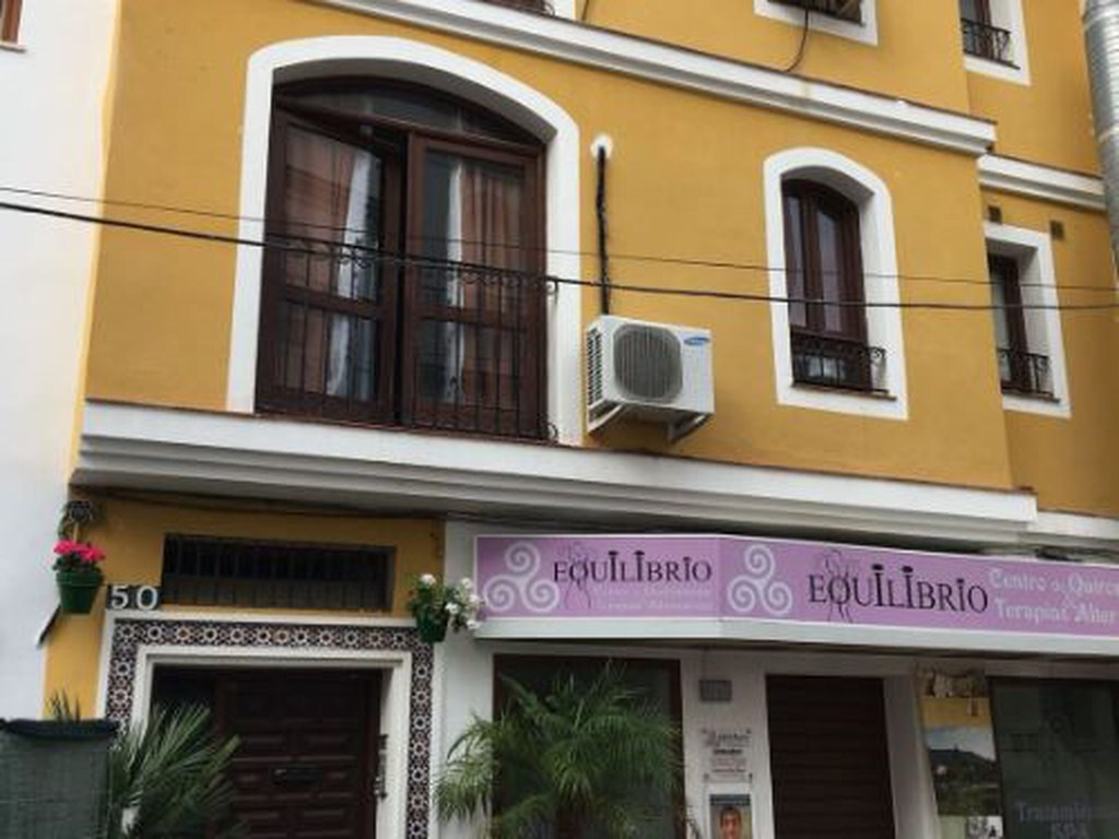 Sale of building in the beautiful town of Estepona. Located throughout the center of the city. The b,Spain