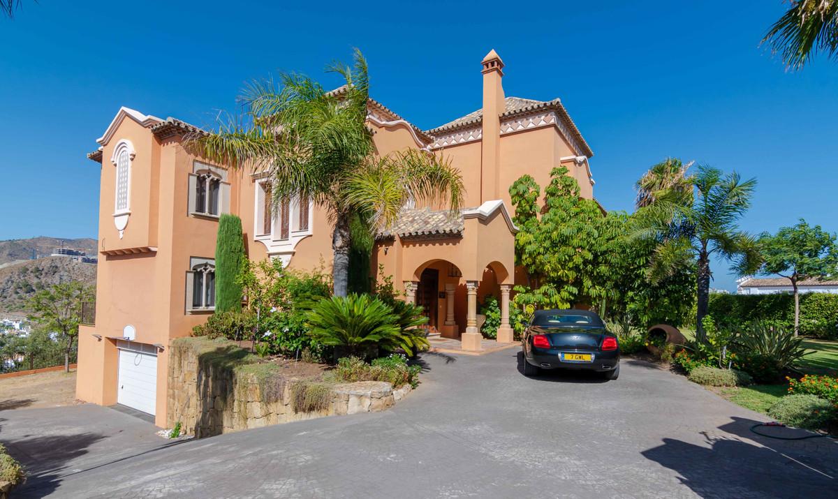 Freistehende Villa in La Quinta