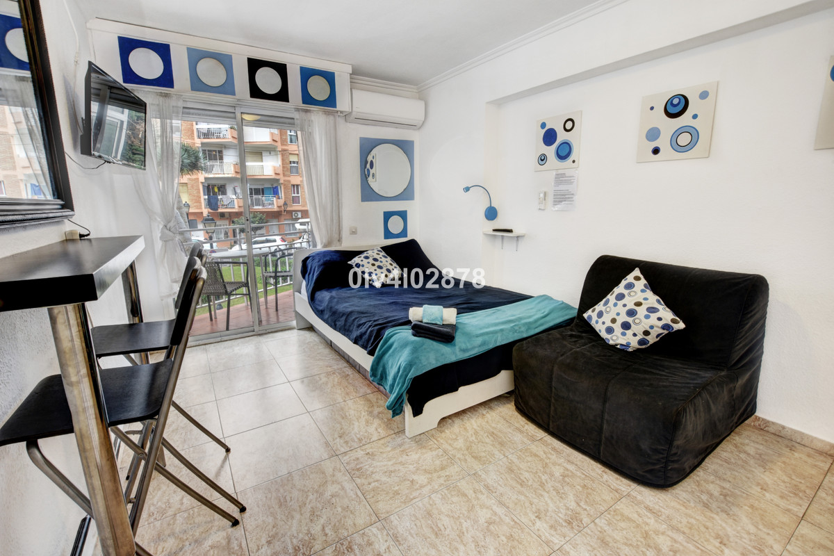 Estudio Planta Media 1 Dormitorio(s) en Venta Arroyo de la Miel