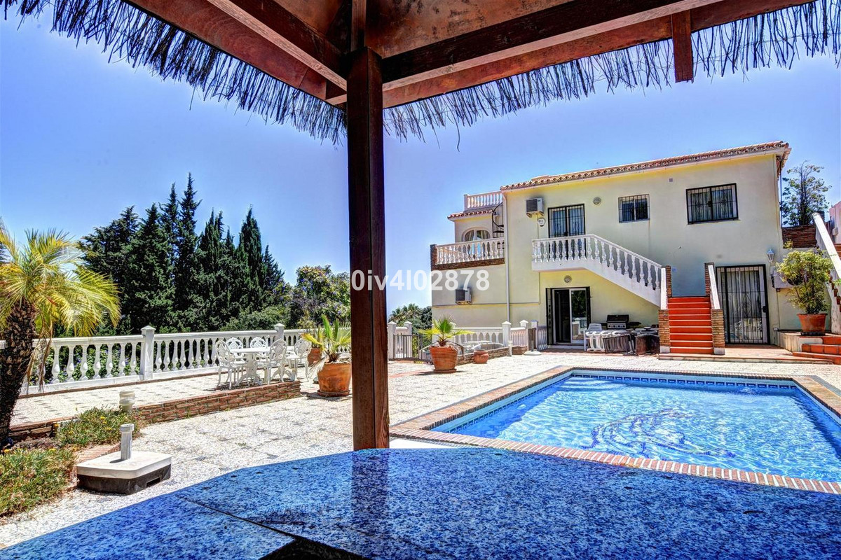 *****RESERVED******Great value villa with pool and sea views located in one of the most sought after,Spain