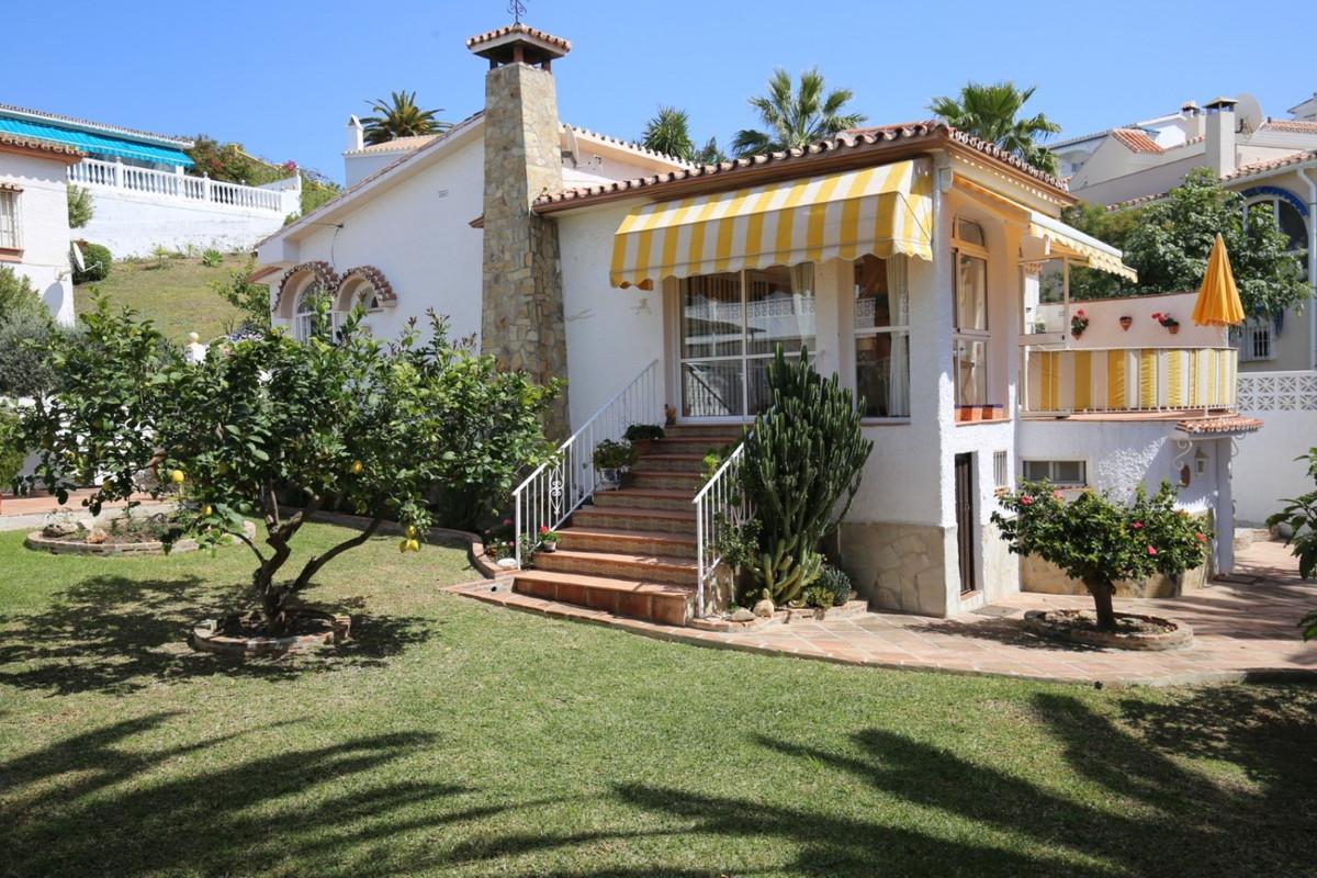 Fantastic villa in the municipal district of Caleta de Velez. The property has a construction of 110,Spain
