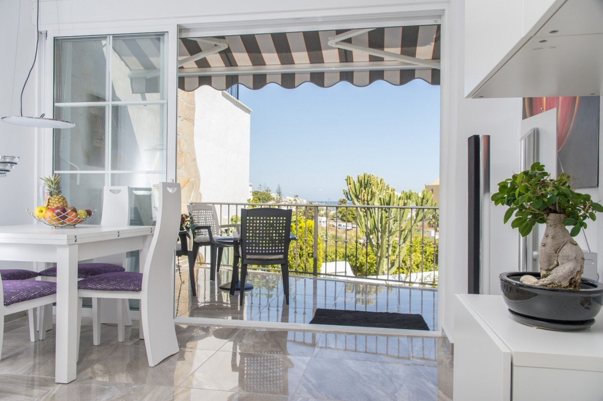 Sale, Townhouse, Nerja, Malaga, Andalusia The sea within your reach; enjoy the wide view over the wa,Spain