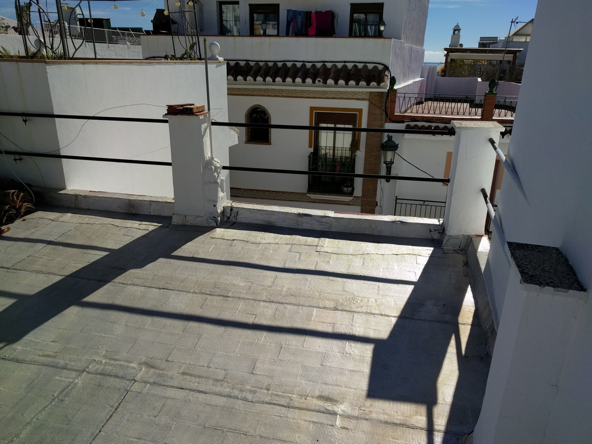 House in the Centre of Nerja. The House was built 120 years ago and has two floors, which are distri,Spain