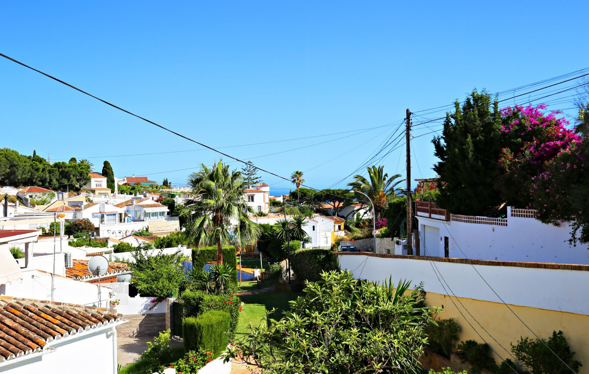 Not even 800 meters from the sea and the famous fishing and sports harbor of Caleta de Velez is this,Spain