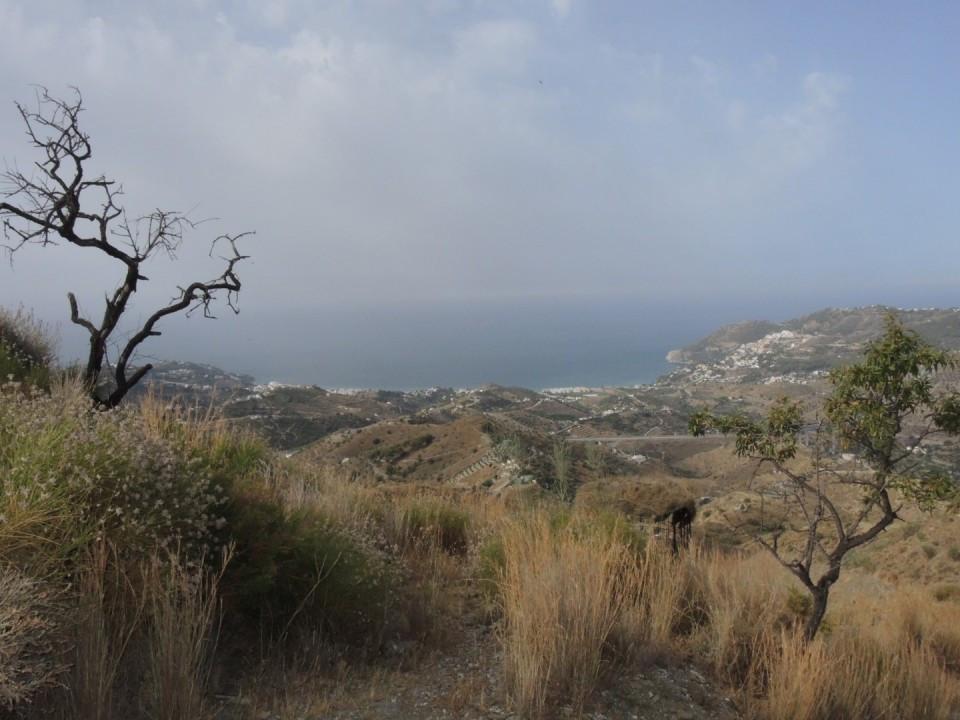 Beautiful plot  Plot with panoramic views at La Herradura Large plot with a total of 18,000 m2 land,,Spain