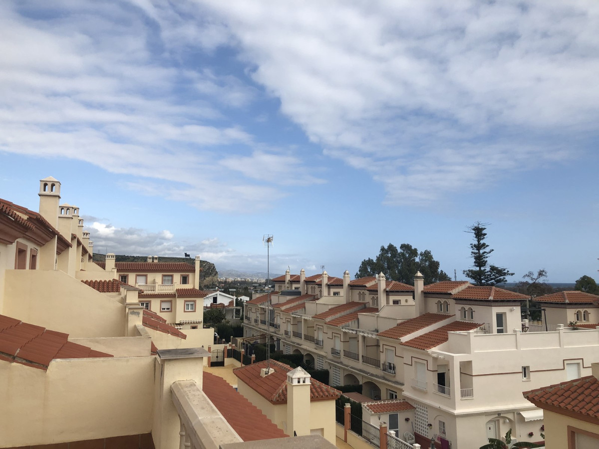 Wonderful townhouse near the beach with beautiful views of the sea and the mountains.  This House is,Spain