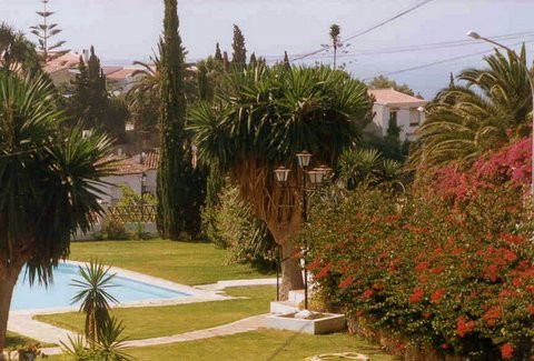 Wonderful apartment in a very quiet residential area. The apartment has two bedrooms and a bathroom,,Spain