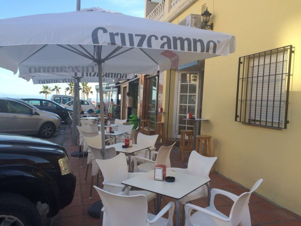 This modern bar is an excellent opportunity to start your hospitality business in the Costa del Sol.,Spain