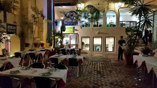 Restaurant - Marbella