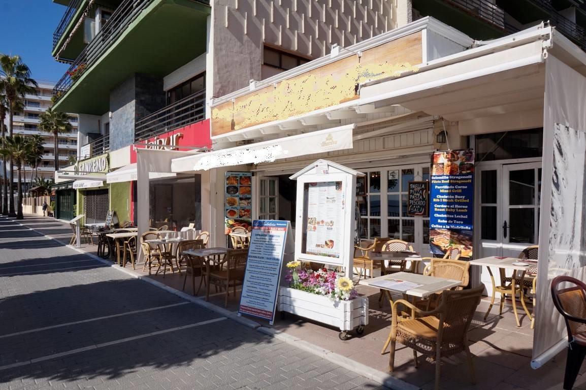 Commerce  Restaurant en vente   à Marbella