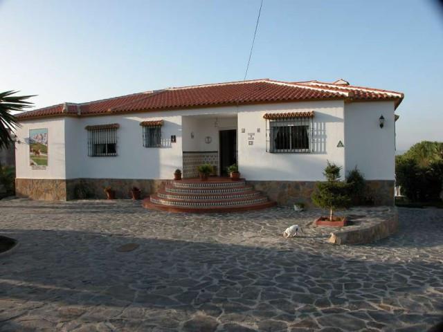 Villa Detached in Alhaurín de la Torre, Costa del Sol