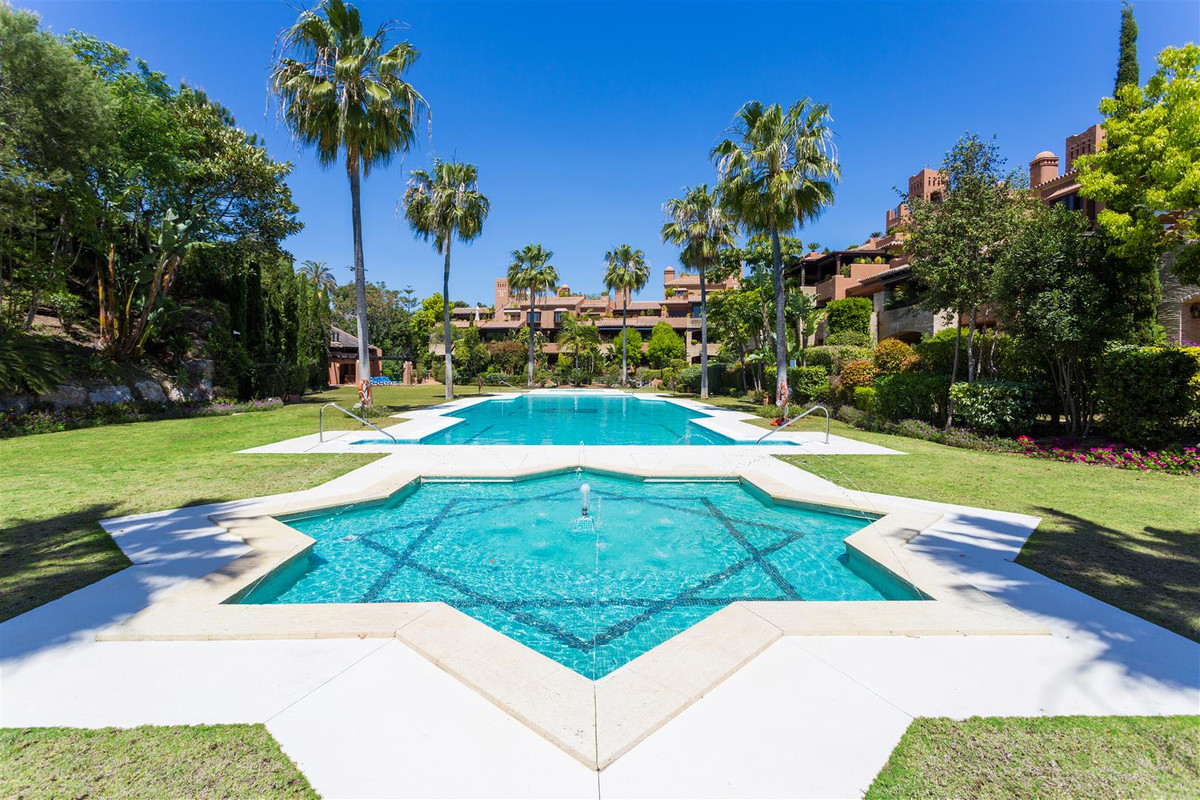 Appartement, Rez-de-chaussée en venta en Guadalmina Baja