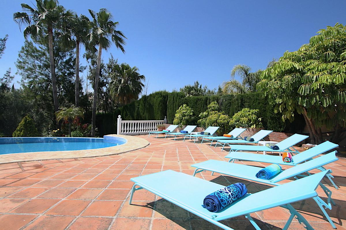Villa Detached in Mijas Golf, Costa del Sol