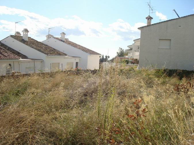 Terrain Résidentiel à Benalmadena Pueblo, Costa del Sol