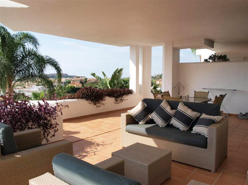 Appartement Rez-de-chaussée à Aloha, Costa del Sol
