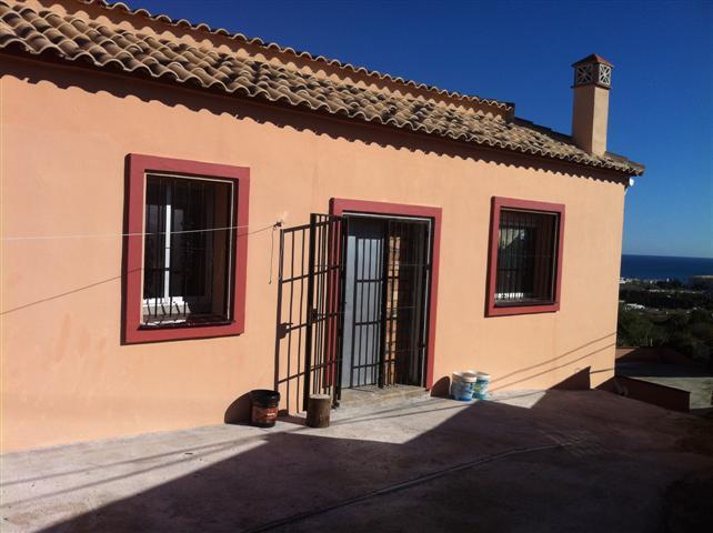 Villa  Finca for sale   in Manilva