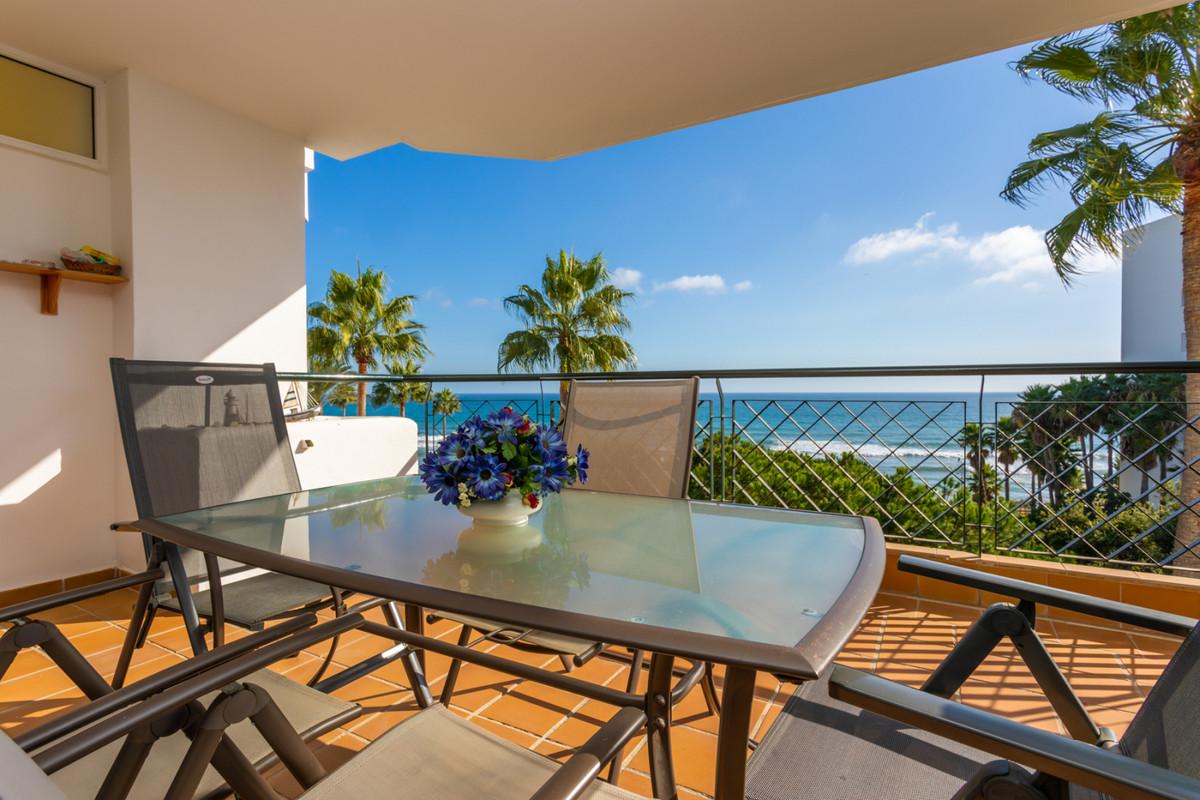 Apartment  Middle Floor for rent  in Calahonda
