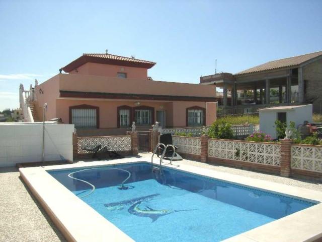 Villa Individuelle à Alhaurín de la Torre, Costa del Sol