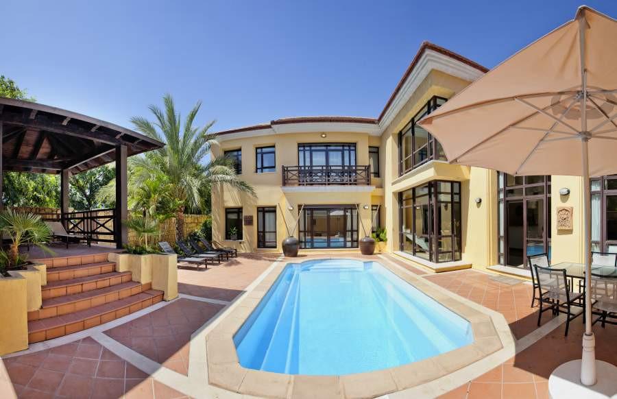 Villa  Detached for rent  in Marbella