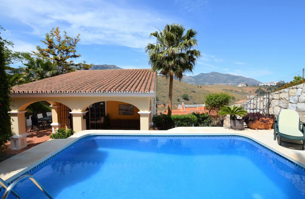 Villa  Detached for rent  in Mijas Costa
