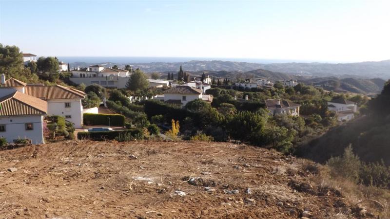 Terrain, Résidentiel  en vente    à Mijas Costa