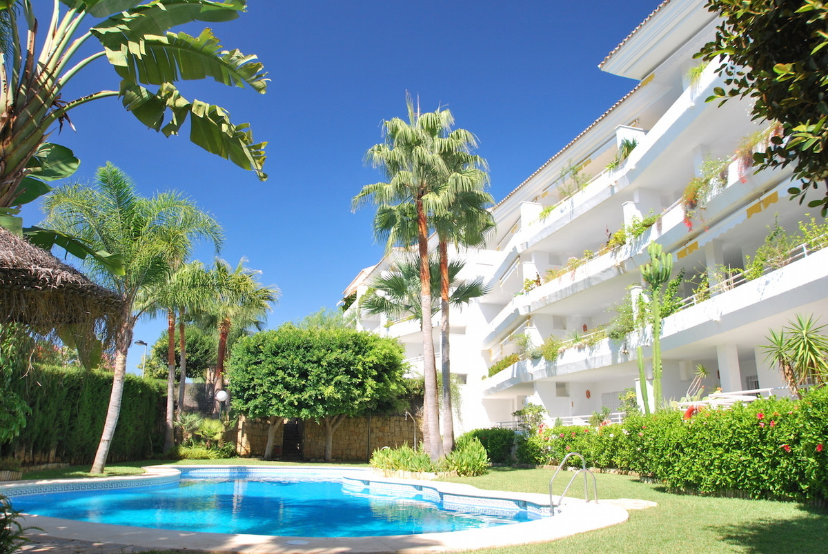 Appartement  Penthouse  à Guadalmina Baja