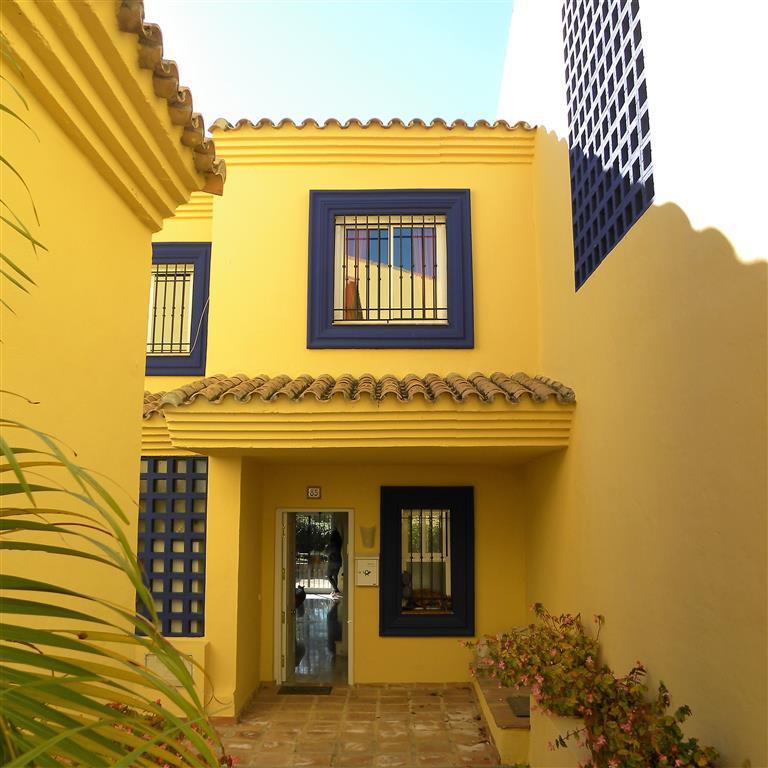 Townhouse Terraced in Puerto Banús, Costa del Sol