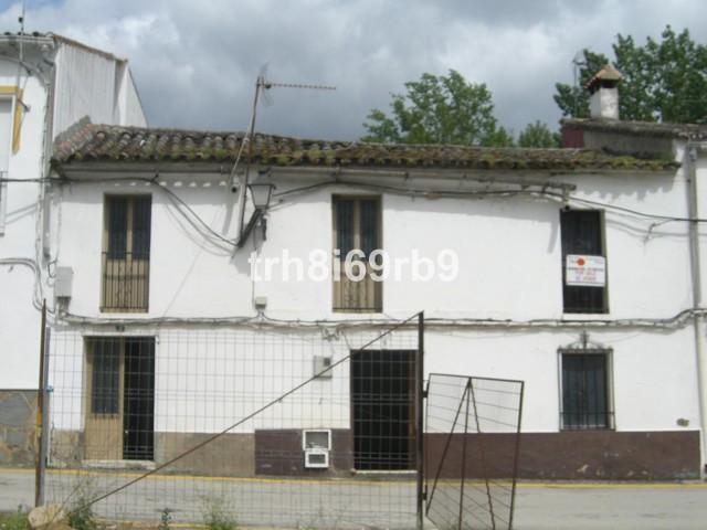 Maison Jumelée, Mitoyenne  en vente    à Cortes de la Frontera