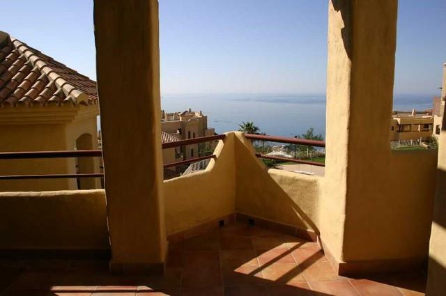 Apartment Penthouse in Benalmadena Pueblo, Costa del Sol