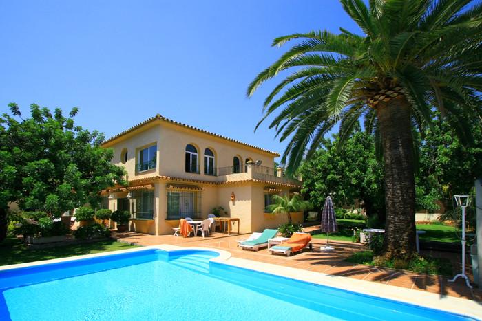 Villa, Detached for sale en Nagüeles