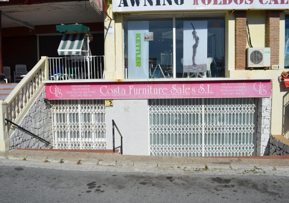 Commercial Shop in Calypso, Costa del Sol