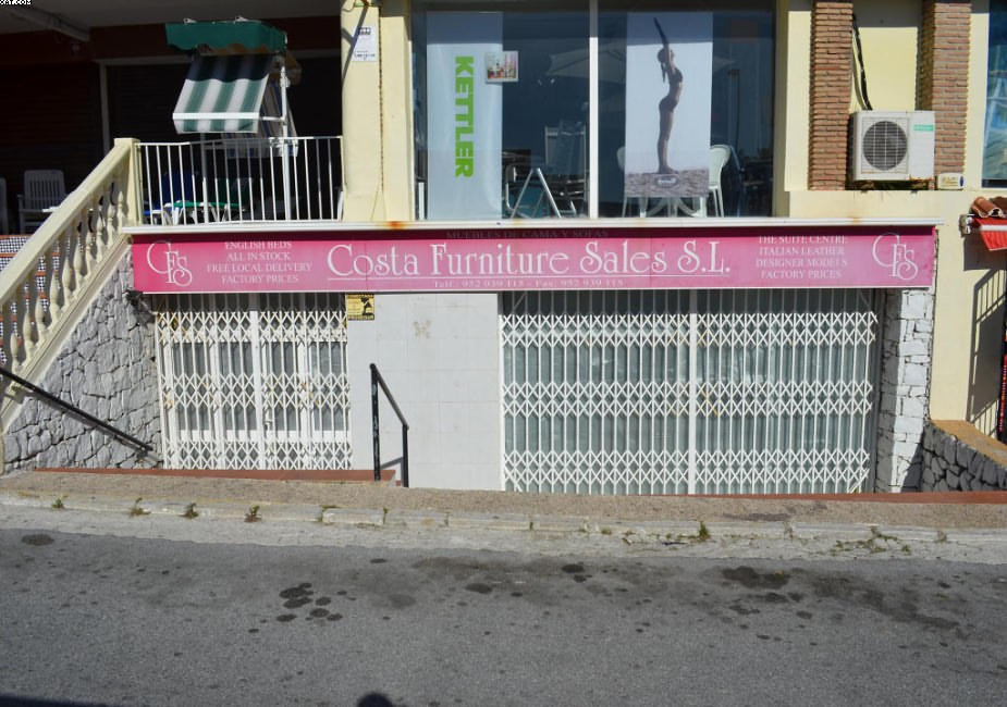 Commerce Magasin à Calypso, Costa del Sol