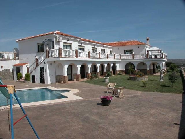 Villa  Finca en vente   à Mijas Costa